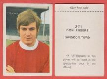 Swindon Town Don Rogers